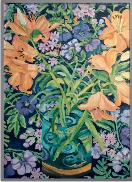 Catherine Nesheim blomster